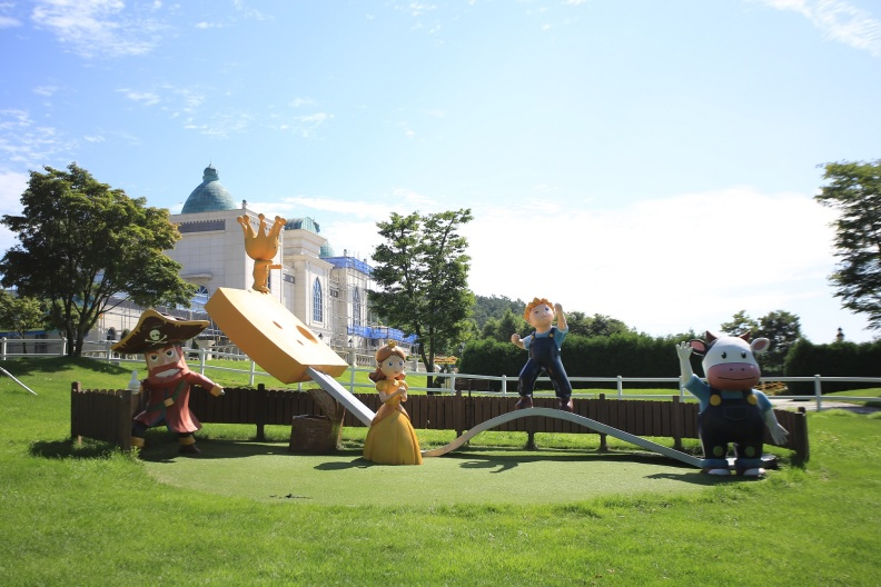 imsil cheese theme park
