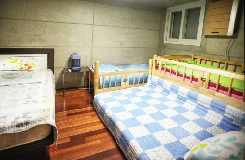 busan gwangalli guesthouse rooms